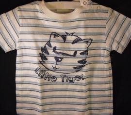 Shirt, little tiger, tricky tracks, mt 74
