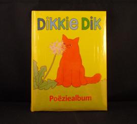Dikkie Dik, poëziealbum