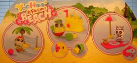 Yoohoo & Friends, beach set, Schildpad