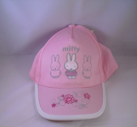 Pet Miffy roze, mt 52