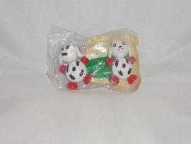 Kinderhaarklemmetjes, dalmatiër