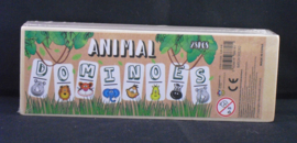 Houten domino, animal