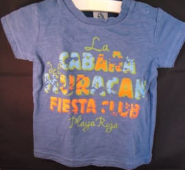 T-shirt, fiësta club, Bondi, mt 62