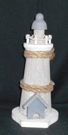 Vuurtoren met touw, Puckator