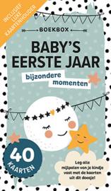 Baby's eerste jaar BOX KAARTEN