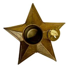 Weldaad Star candleholder