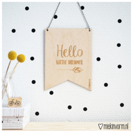 Vaandel  Hello little dreamer