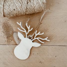 DIY Rudolf