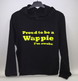 Hoodie Proud to be a Wappie