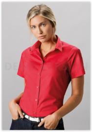 Dames shirt korte mouwen