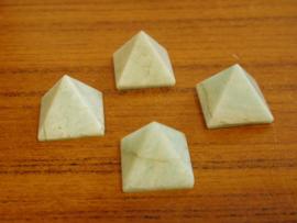 Piramide Amazoniet 1 stuk