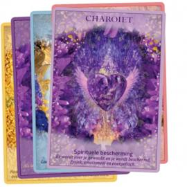 Engelen & Kristallen Orakelkaarten