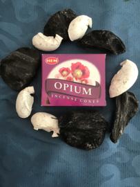 Hem wierook kegels opium
