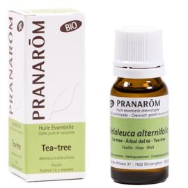 Etherische olie Tea-tree blad Pranarom BIO