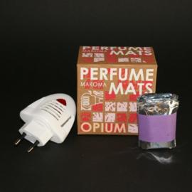 Opium Aroma, 10x matjes, 1x Electric Diffuser