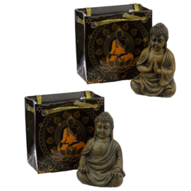 Thaise Boeddha in mini gift bag