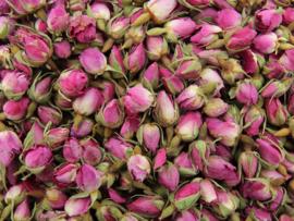 gedroogde Rosa x centifolia verpakt per 50 gr