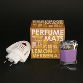 Lemon Verbena Aroma, 10x matjes, 1x Electric Diffuser