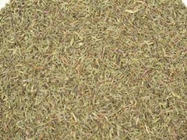 gedroogde kruiden verpakt per 50 gr Thymus vulgaris