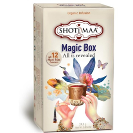 Shoti Maa Magic Box 12 theesoorten BIO