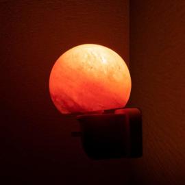 Nachtlampje Zoutkristal Bol