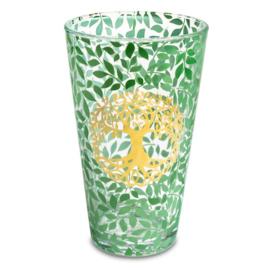 Drinkglas Levensboom/ per 2