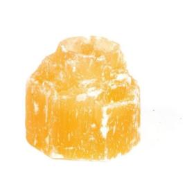 Seleniet Theelicht rots oranje