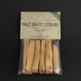 Heilig Hout (Palo Santo) 25gr Fair Trade