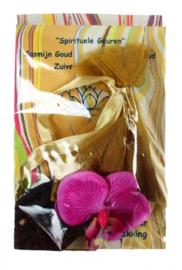 Orchidee cadeau - probeer en kegels
