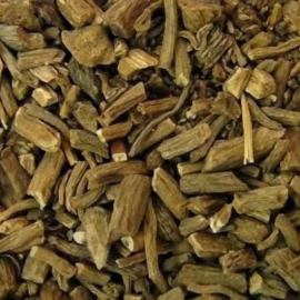 gedroogde kruiden Valeriaan (Valeriana officinalis) verpakt per 50 gr