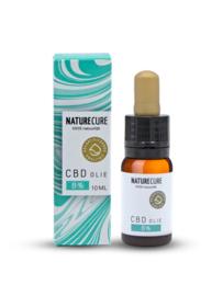 5% CBD-olie 10ml