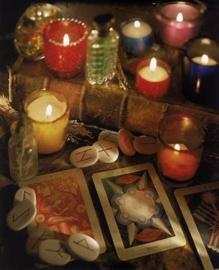 Ritueeltje voor thuis samengesteld pakket/ keuze uit verschillende rituelen.