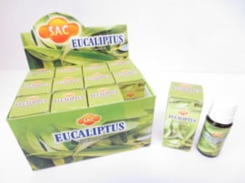 SAC Eucalyptus Geurolie 10ml