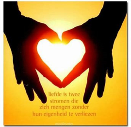 Liefdes Ritueel speciaal voor koppels All you need is Love