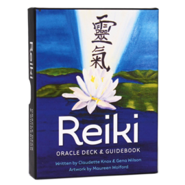 Reiki Oracle Deck