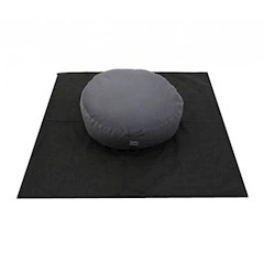 Meditatie SET antraciet/zwart