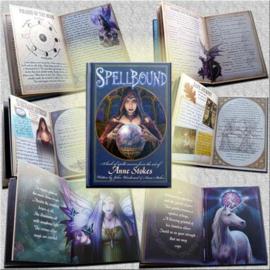 """""""Spellbook by Anne Stokes"""""""
