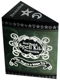 Magic Spell Kit Protection/ Berscherming