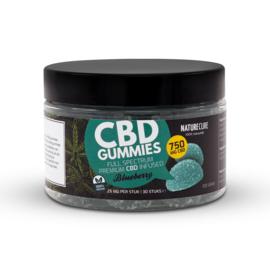Full spectrum CBD gummies (vegan)