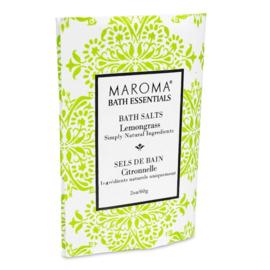 Maroma badzout citroengras