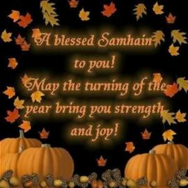 Samhain Ritueel Avond van 31 oktober 2020