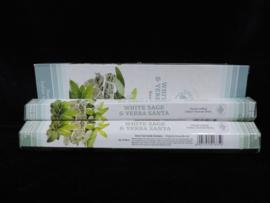 White Sage & Yerba Santa/ per pakje