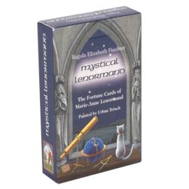 MYSTIEKE LENORMAND ORACLE CARDS ENGELS