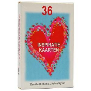 36 Inspiratiekaarten