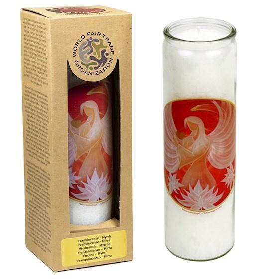Geurkaars Engelen Lotus Angel of Love