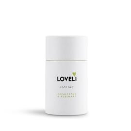 LOVELI - Voetendeodorant 60gram