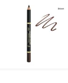 GOLDEN ROSE - True Kohl Eyeliner Pencil BROWN