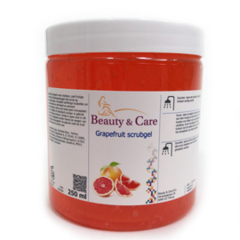BEAUTY & CARE - Grapefruit body scrub 250ml