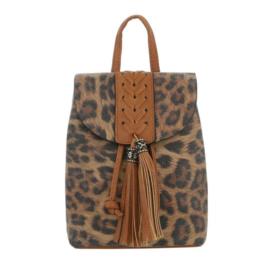 Rugzak Leopard Bruin