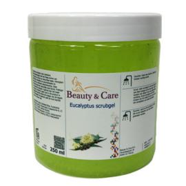BEAUTY & CARE - Eucalyptus body scrub 250ml